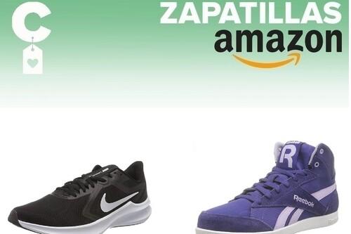 Chollos en tallas sueltas de zapatillas Nike, Reebok o Puma por menos de 40 euros en Amazon