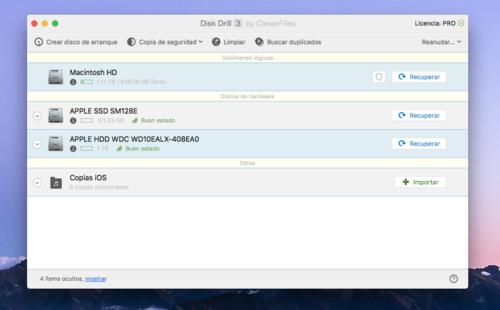 Disk Drill 3 unifica el mantenimiento del Mac en una interfaz sencilla: App de la Semana