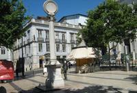 Descubriendo Lisboa: Largo Trindade Coelho