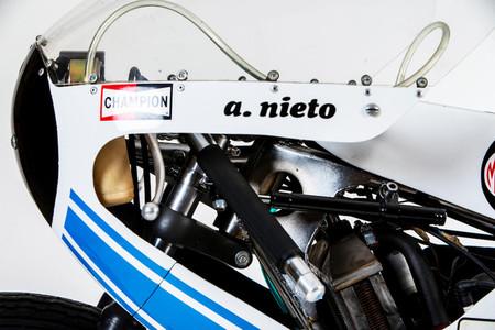 ¡A pujar! Tres motos de Ángel Nieto, Giacomo Agostini y Giancarlo Morbidelli salen a subasta por un millón de euros