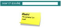 Searchco.de, un buscador de funciones y comandos