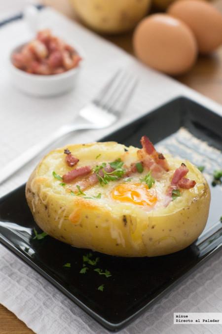 23 maneras de preparar patatas al horno