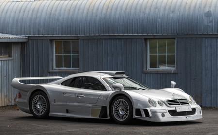 Joyas a subasta: ¿pagarías hasta 4,5 millones de euros por este Mercedes-Benz CLK GTR?