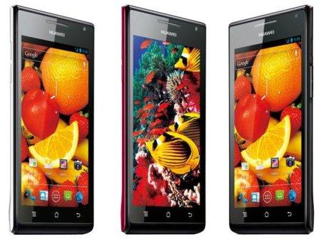 Huawei podría traer al Mobile World Congress un smartphone Android con cuatro núcleos