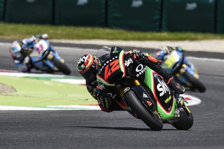 Francesco Bagnaia Gp Italia Moto2 2018