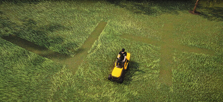 CespedLawn Mowing Simulator