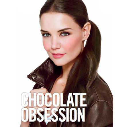 Bobbi Brown nos maquilla este otoño al rico chocolate