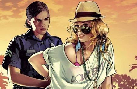 Más material filtrado del 'Grand Theft Auto V' mientras esperamos a que llegue el segundo tráiler, que está al caer