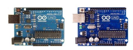 Falsificaciones de placas Arduino
