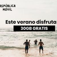 República Móvil sigue los pasos de Simyo y regalará 30 GB de datos este verano