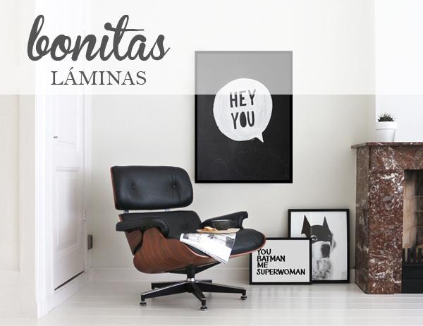 Laminas pared ideas para decorar las paredes de casa con - Laminas vinilicas para paredes ...
