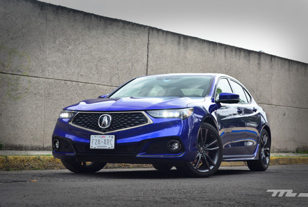 Acura Tlx A Spec 2