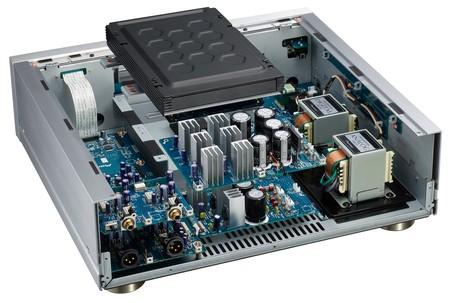 Pioneer lector discos compactos