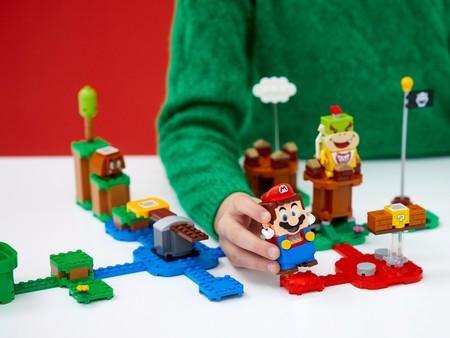 Lego Super Mario Mexico Precio