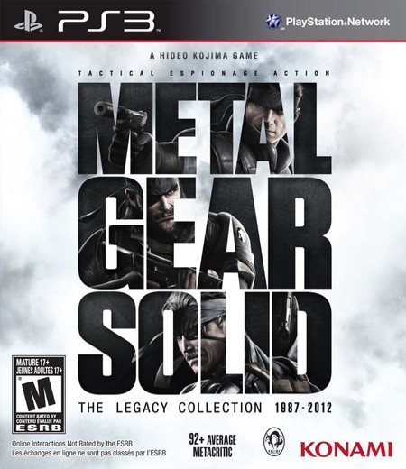 Metal Gear Solid: The Legacy Collection