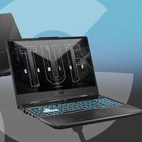 PcComponentes tiene este moderno portátil gaming ASUS TUF Gaming F15 FX506HCB-HN200 por sólo 999 euros