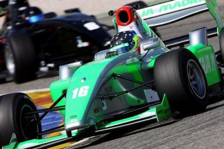 Miki Monrás, Ramón Piñeiro y José Luis Abadín. Tres españoles en la Fórmula 2
