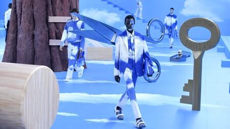 Clonados y pillados tocamos el cielo del lujo de Louis Vuitton con su réplica exacta vista en Pull&Bear