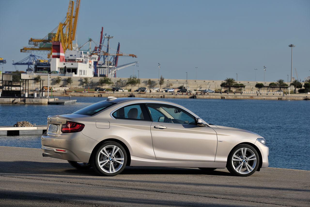 Foto de BMW Serie 2 Coupé (31/55)