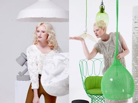 Lámparas de gran formato Floor Knaapen