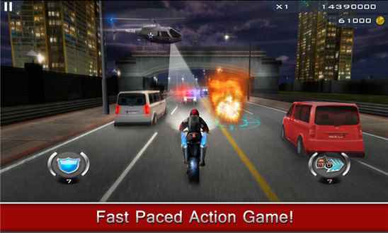 Foto de Dhoom 3: The Game (1/7)