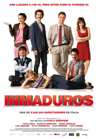 Inmaduros cartel