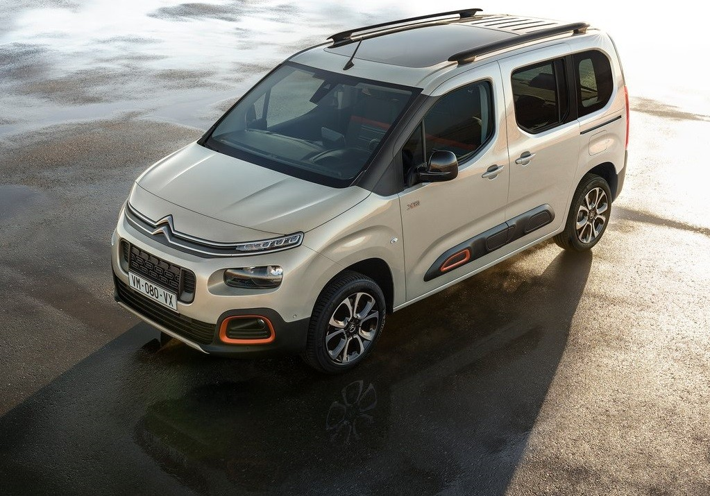 Foto de Citroën Berlingo (3/15)