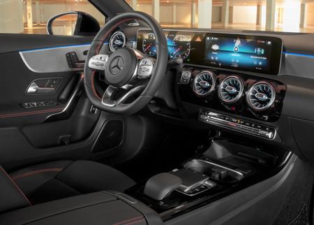 Mercedes Benz Clase A Sedan 32