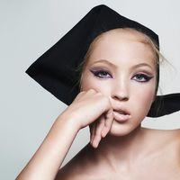 La hija de Kate Moss, Lila Moss, se convierte en la nueva imagen de Marc Jacobs Beauty