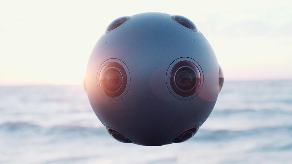 Nokia  OZO     A Spherical Chamber With Eight Sensors - tinoshare.com