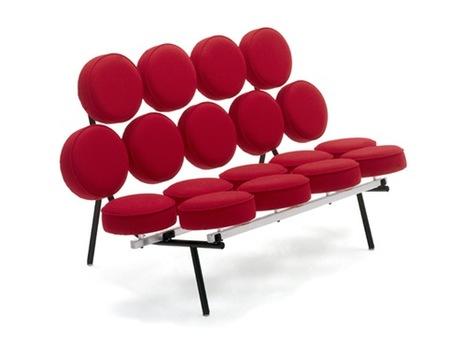 nelson yliving sofa rojo lado