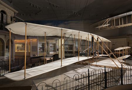 El avión de los hermanos Wright