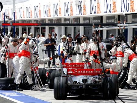 Alonso Hungria F1 2007
