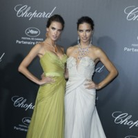 El lujo de las joyas de Choppard en la noche de Cannes