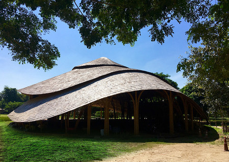 Bamboo Sports Hall 2