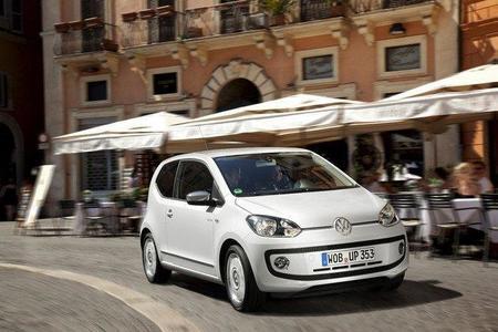 Volkswagen considera un bicilíndrico diésel para el Up!