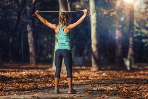 Las mejores 19 de gomas elásticas para entrenar todo nuestro cuerpo tanto en casa como en el gimnasio que puedes encontrar en Amazon