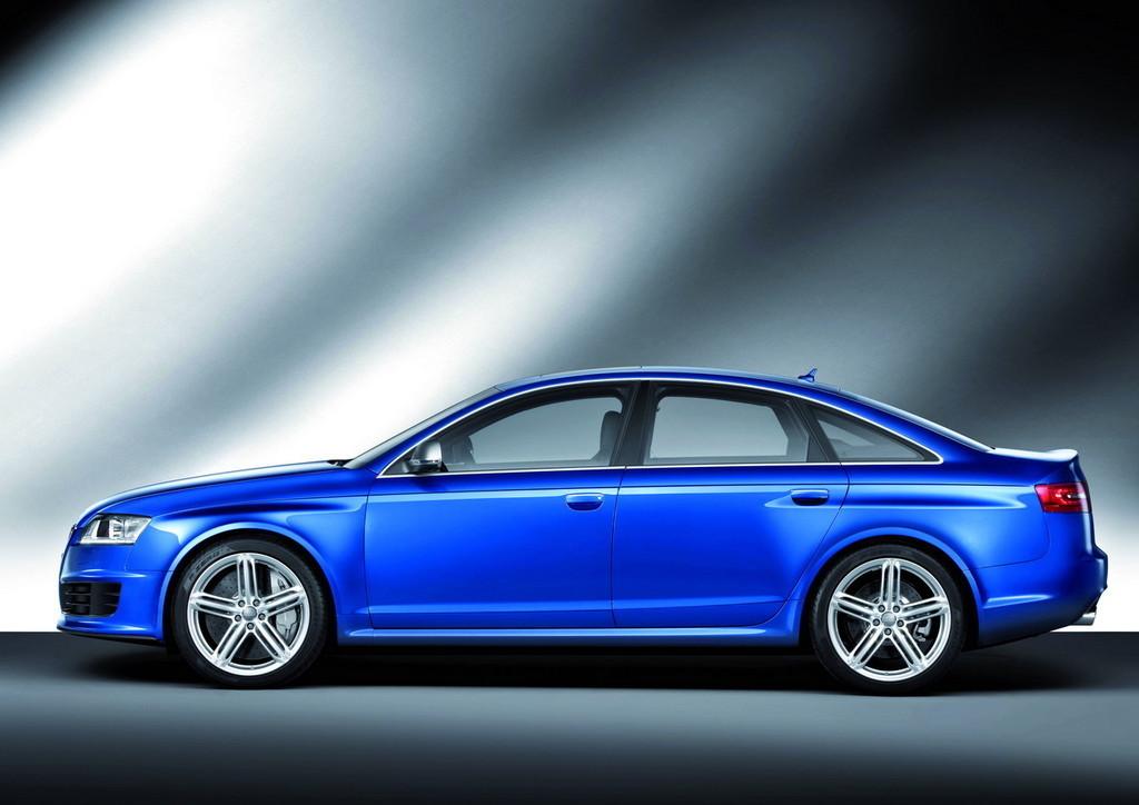 Foto de Audi RS6 sedán (2/12)