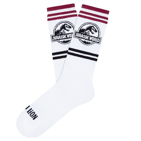 Athletic Jurassic White View