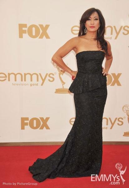 Carrie Ann Emmy 2011