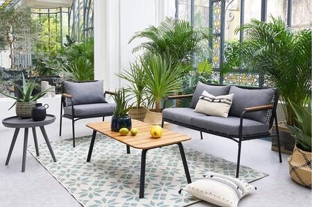 Jardines y terrazas al detalle (y a buen precio): La Redoute tiene increíbles descuentos en su colección de exterior