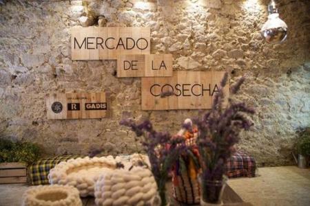 Rural gallego más que sostenible en la Pop-up Store del Mercado de la Cosecha en A Coruña