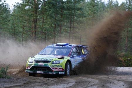 Rally de Finlandia 2010: Jari-Matti Latvala se hace con su victoria más deseada