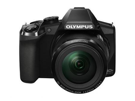 Olympus SP-100EE, toda la información acerca de la nueva bridge con mira telescópica