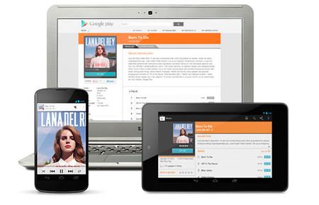Google Play Music ya está disponible en México