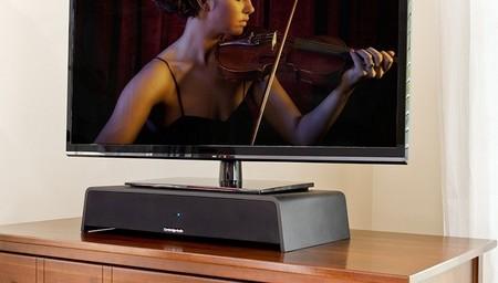 Minx TV, la nueva barra de sonido para colocar bajo nuestras teles de Cambridge Audio
