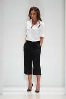 """Victoria Beckham apuesta por el look """"cara lavada"""" en la Semana de la Moda de Nueva York"""