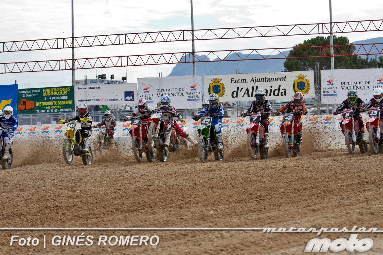 Foto de Álvaro Lozano empieza venciendo en el Campeonato de España de MX Élite 2012 (5/38)