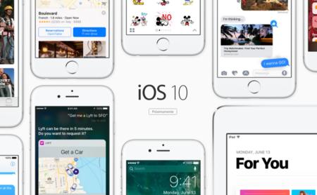 La adopción de iOS 10 sigue creciendo y llega al 76% en alrededor de cuatro meses