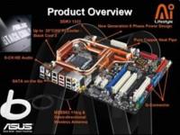 Placas Asus compatibles con los nuevos Intel Bearlake